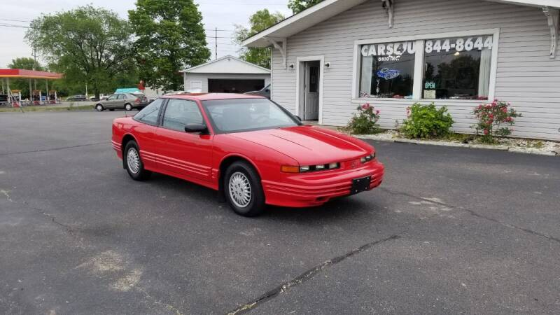 1996 Oldsmobile Cutlass Supreme for sale in Liberty Township, OH