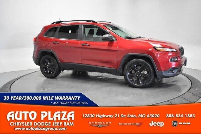 2017 Jeep Cherokee for sale in De Soto, MO