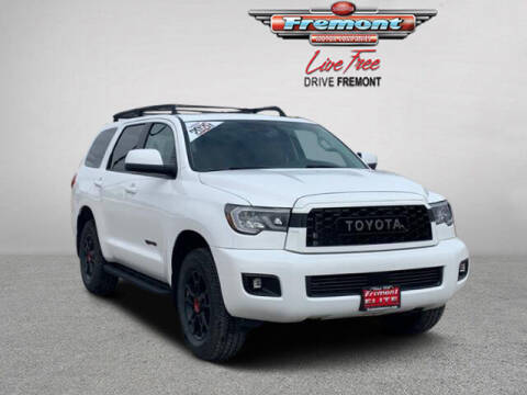2020 Toyota Sequoia for sale at Rocky Mountain Commercial Trucks in Casper WY