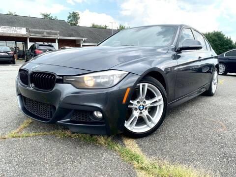 2015 BMW 3 Series for sale at Z Auto in Ruckersville VA