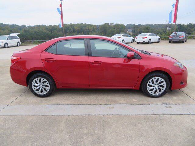 2018 Toyota Corolla for sale at DICK BROOKS PRE-OWNED in Lyman SC