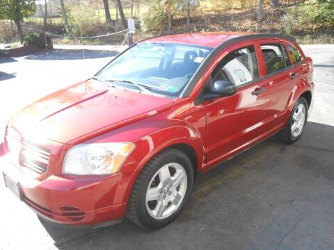 2008 Dodge Caliber for sale at AUTOS-R-US in Penn Hills PA