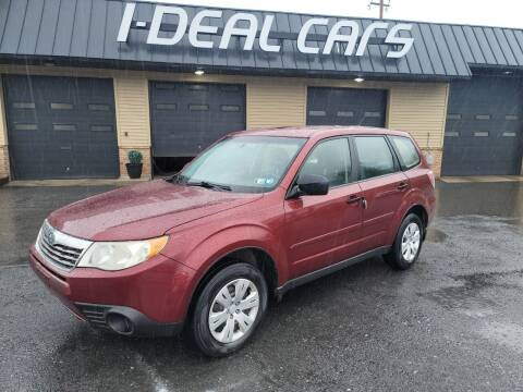 2009 Subaru Forester for sale at I-Deal Cars in Harrisburg PA