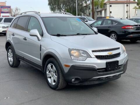 2015 Chevrolet Captiva Sport for sale at Brown & Brown Wholesale in Mesa AZ
