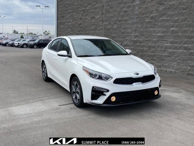 2021 Kia Forte for sale in Clinton Township, MI