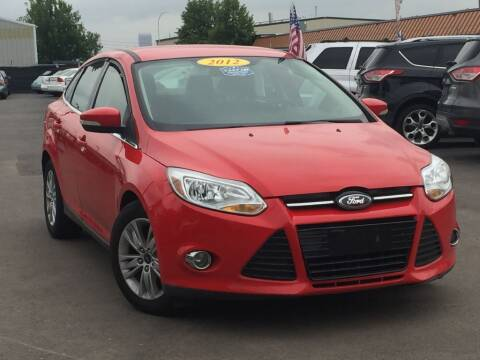 2012 Ford Focus for sale at Avalanche Auto Sales in Denver CO
