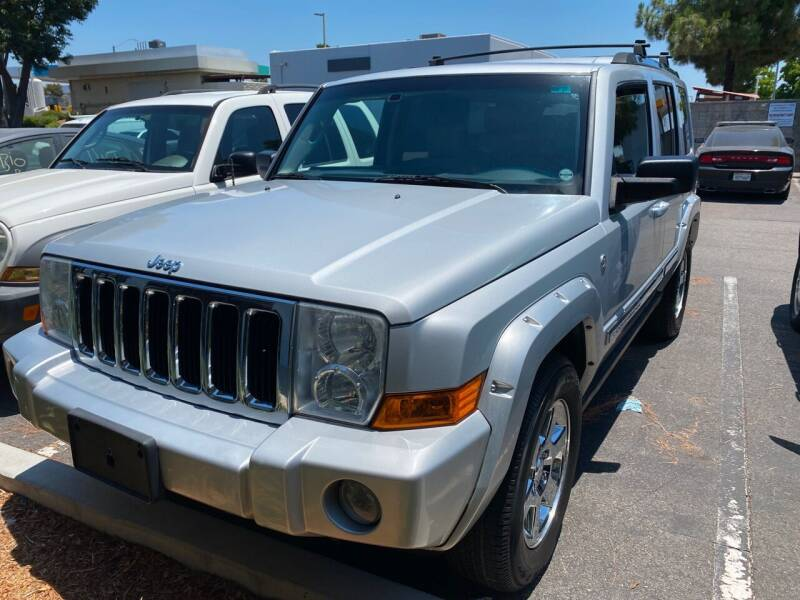 2006 Jeep Commander for sale at Cars4U in Escondido CA