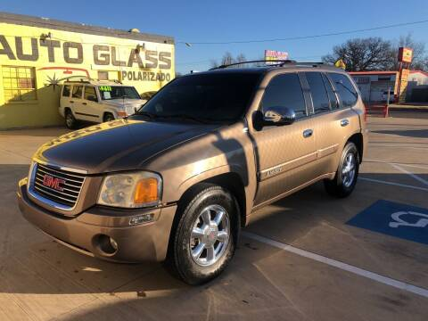 2003 GMC Envoy for sale at D & M Vehicle LLC in Oklahoma City OK