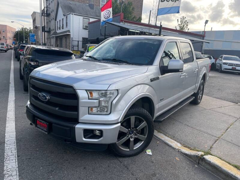 2015 Ford F-150 for sale at Newark Auto Sports Co. in Newark NJ