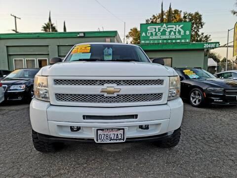 2009 Chevrolet Silverado 1500 for sale at Stark Auto Sales in Modesto CA