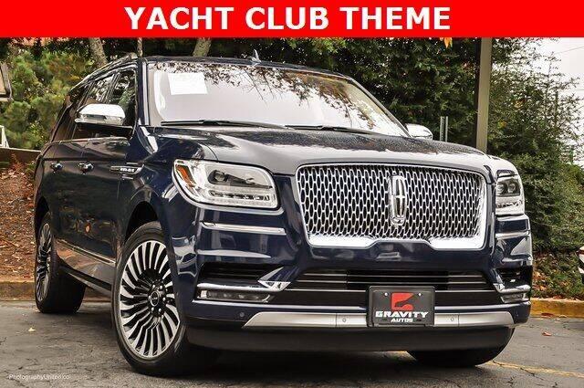 2018 Lincoln Navigator 4x4 Black Label 4dr SUV - Atlanta GA