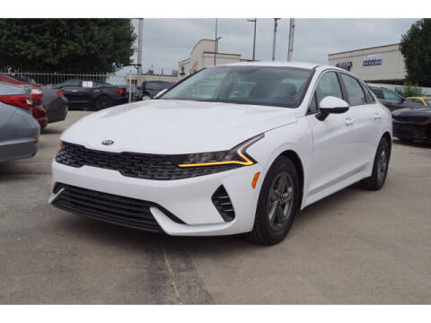 2021 Kia K5 for sale at Credit Connection Sales in Fort Worth TX