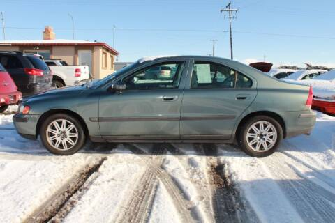 2004 Volvo S60 for sale at Epic Auto in Idaho Falls ID