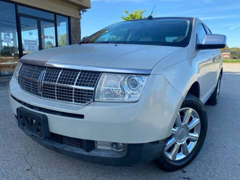 2007 Lincoln MKX for sale at Gwinnett Luxury Motors in Buford GA