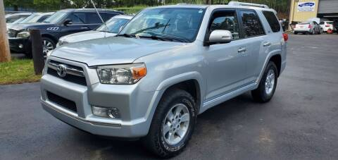 2010 Toyota 4Runner for sale at GA Auto IMPORTS  LLC in Buford GA