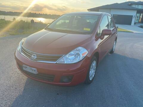 2010 Nissan Versa for sale at Nice Cars in Pleasant Hill MO