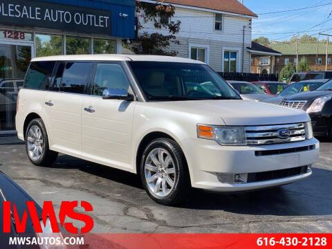 2009 Ford Flex for sale at MWS Wholesale  Auto Outlet in Grand Rapids MI