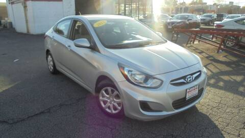 2012 Hyundai Accent for sale at Absolute Motors in Hammond IN