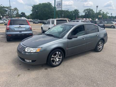 2005 Saturn Ion for sale at Peak Motors in Loves Park IL
