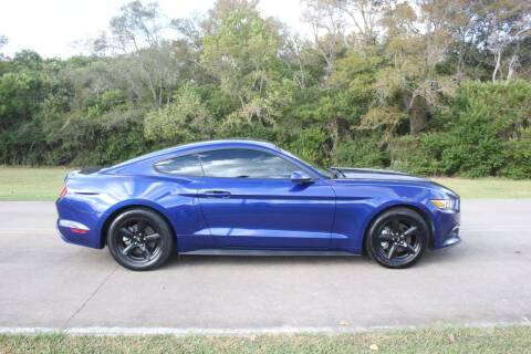 2016 Ford Mustang for sale at Clear Lake Auto World in League City TX