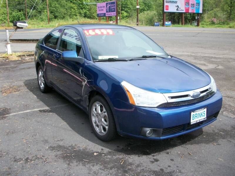 2008 Ford Focus SES 2dr Coupe - Chehalis WA