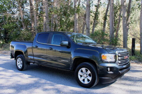 2017 GMC Canyon for sale at Northwest Premier Auto Sales in West Richland WA