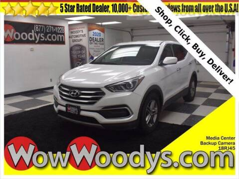 2018 Hyundai Santa Fe Sport for sale at WOODY'S AUTOMOTIVE GROUP in Chillicothe MO