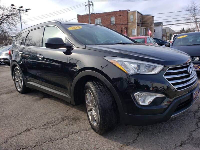 2013 Hyundai Santa Fe for sale at AutoBank in Chicago IL
