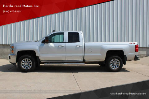 2018 Chevrolet Silverado 3500HD for sale at Harchelroad Motors, Inc. in Imperial NE