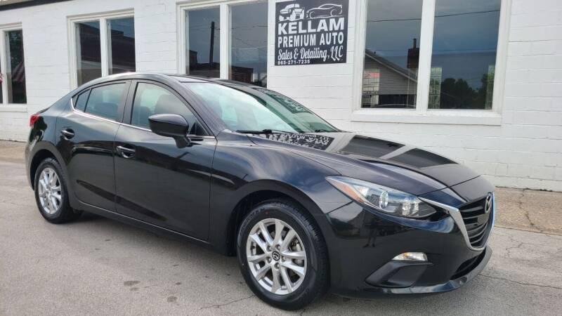 2016 Mazda MAZDA3 for sale at Kellam Premium Auto Sales & Detailing LLC in Loudon TN