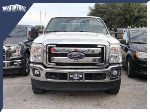 2016 Ford F-250 Super Duty for sale at BARTOW FORD CO. in Bartow FL