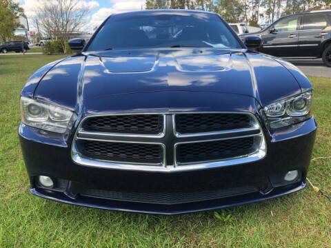 2013 Dodge Charger for sale at Greenville Motor Company in Greenville NC