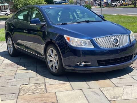 2010 Buick LaCrosse for sale at Glacier Auto Sales in Wilmington DE