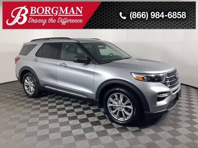 2020 Ford Explorer for sale at BORGMAN OF HOLLAND LLC in Holland MI