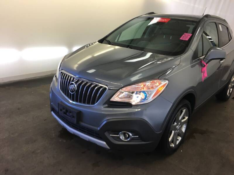 2013 Buick Encore for sale at Doug Dawson Motor Sales in Mount Sterling KY