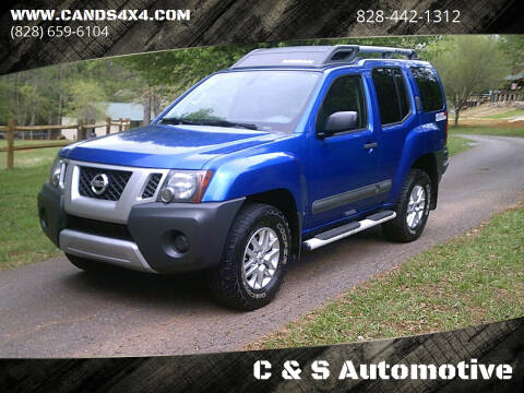2014 Nissan Xterra for sale at C & S Automotive in Nebo NC