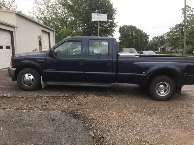 2001 Ford F-350 Super Duty for sale at Ollison Used Cars in Sedalia MO