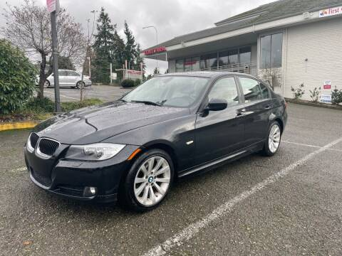 2011 BMW 3 Series for sale at KARMA AUTO SALES in Federal Way WA