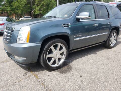2010 Cadillac Escalade for sale at Auto 757 in Norfolk VA