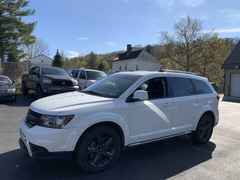 2018 Dodge Journey for sale at Premiere Auto Sales in Washington PA