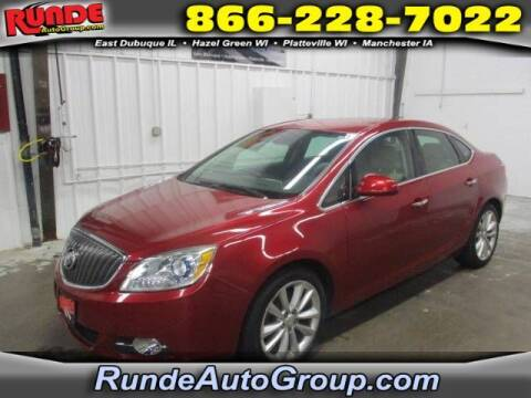 2013 Buick Verano for sale at Runde Chevrolet in East Dubuque IL