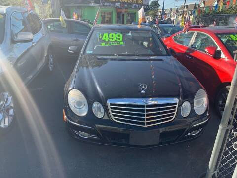 2008 Mercedes-Benz E-Class for sale at Best Cars R Us LLC in Irvington NJ