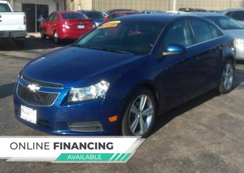 2012 Chevrolet Cruze for sale at Smart Buy Auto in Bradley IL
