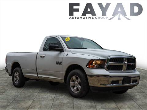 2013 RAM Ram Pickup 1500 for sale at FAYAD AUTOMOTIVE GROUP in Pittsburgh PA