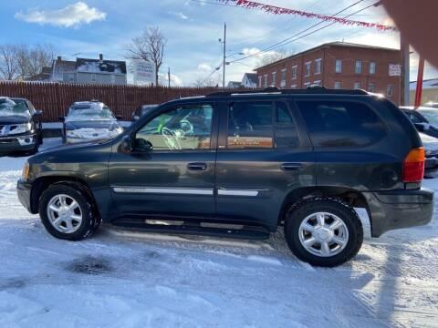 2004 GMC Envoy for sale at North Hill Auto Sales in Akron OH