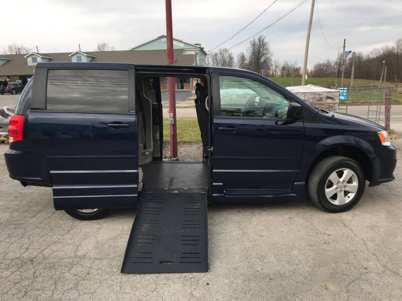 2013 Dodge Grand Caravan for sale at ACE HARDWARE OF ELLSWORTH dba ACE EQUIPMENT in Canfield OH
