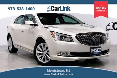 2014 Buick LaCrosse for sale at CarLink in Morristown NJ