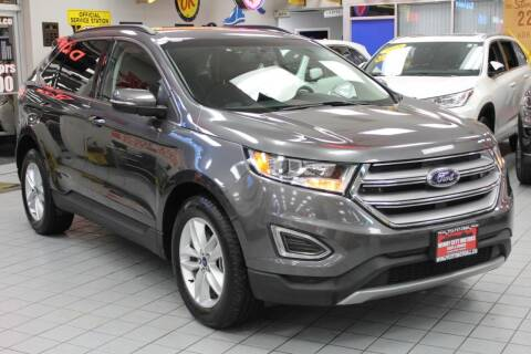 2016 Ford Edge for sale at Windy City Motors in Chicago IL