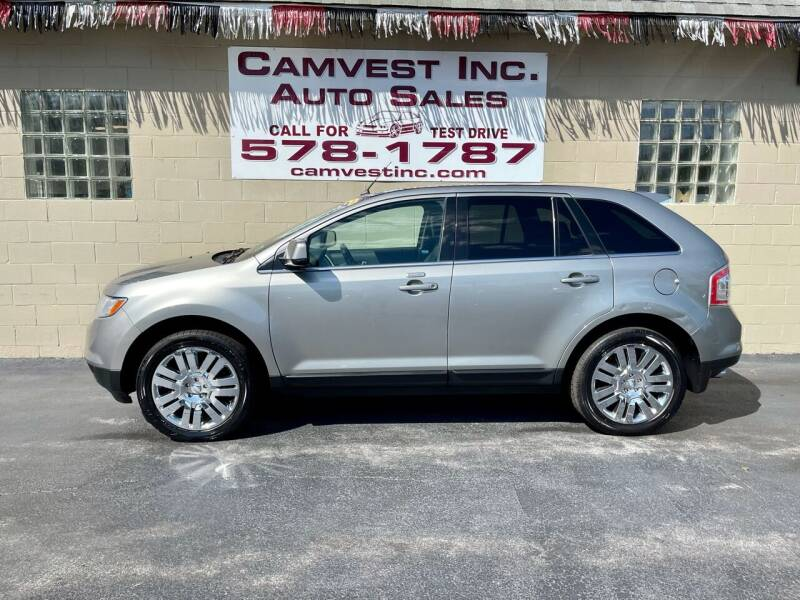 2008 Ford Edge for sale at Camvest Inc. Auto Sales in Depew NY