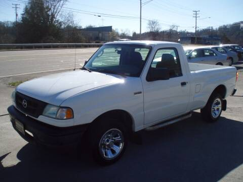 2007 Mazda B-Series Truck for sale at Worthington Motor Co, Inc in Clinton TN